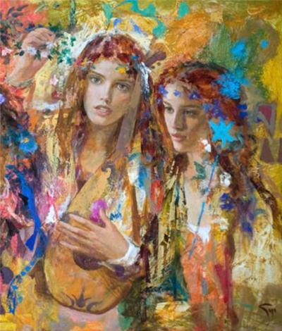 Peintres et artistes a travers le monde page 4 for Artistes peintres connus