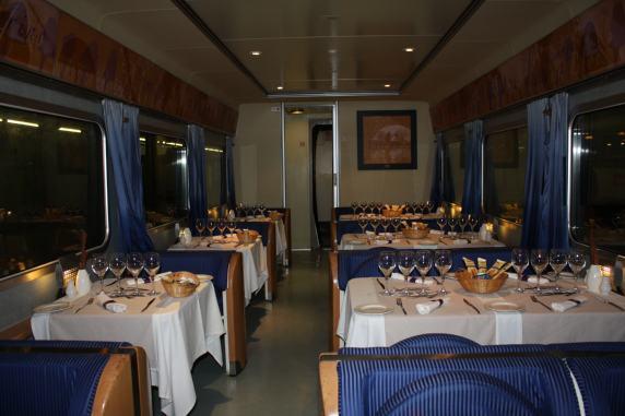 Elipsos internacional s a los trenhotel elipsos son los for Barcelona paris tren hotel