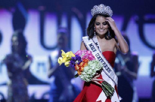 Miss México, la más bella del Universo
