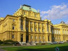 Museo de Bellas Artes de Zagreb.