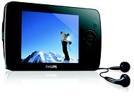 """Reproductor MP3 y Vídeo con 8GB y pantalla 3,5"""""""