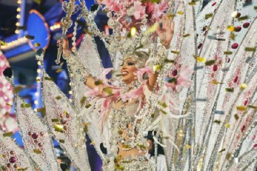 Laura Medina, elegida Reina del Carnaval de Las Palmas de Gran Canaria