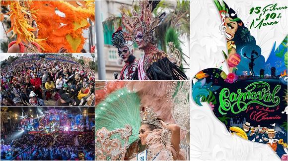 Fotos Carnaval de Las Palmas de Gran Canaria - Guía de Las Palmas de Gran  Canaria para profesionales a1d993013ccb