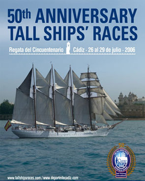 50th Anniversary Tall Ships' Races