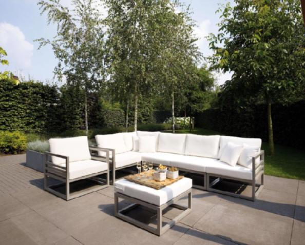 Y las nuevas tendencias en muebles de jard n for Sillones para jardin exterior