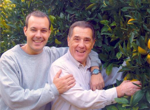 Luis Serra (padre e hijo)
