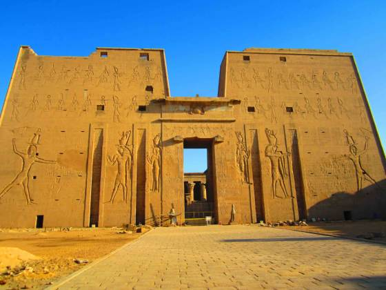 Egipto un destino eterno el almanaque for Arquitectura de egipto