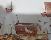 Paco Jiménez y Juan Sánchez en 'La Vieja Castilla de Quito'