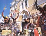 carnaval Santiago