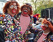 Clowns at Alter Markt