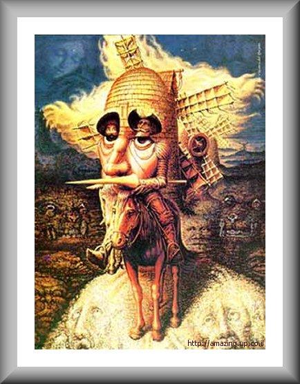Imagen de Don Quijote
