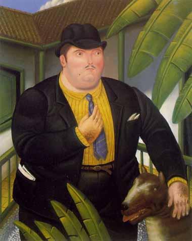 Vida y obra del maestro Fernando Botero