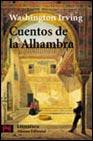 LIBROS - CUENTOS DE LA ALHAMBRA