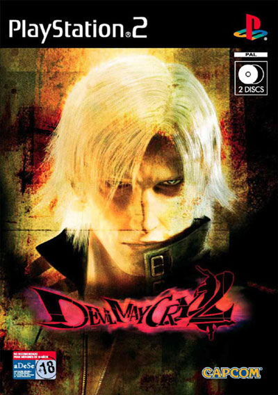 [Review JV] Devil May Cry 1 & 2 Caratula-devil-may-cry-2