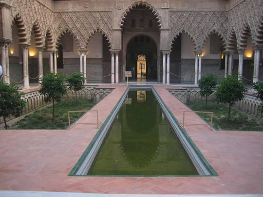 Alc�zar de Sevilla