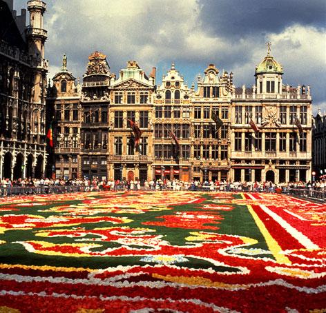 Lista del Patrimonio Mundial. Bruselas-Grand-Place