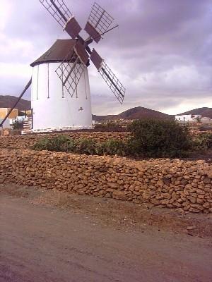 Molino en Fuerteventura