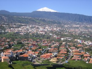 PANORAMICA DE LA OROTAVA DE TENERIFE