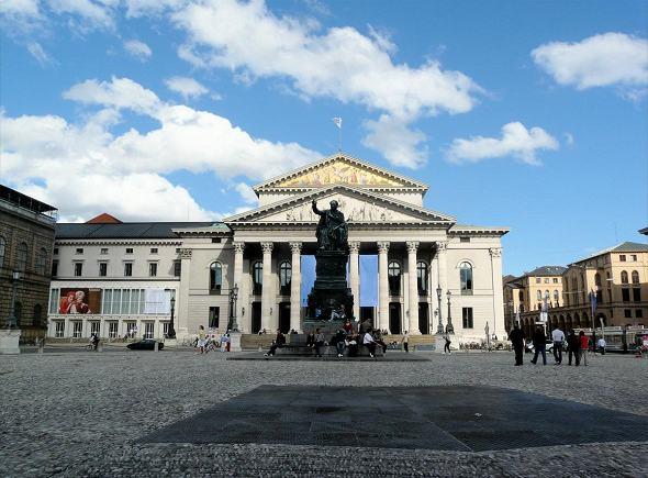 M nich y salzburgo la historia en el coraz n de europa for Oficina turismo munich