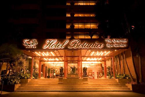 Hotel bot nico the oriental spa garden gl for Hotel jardin botanico