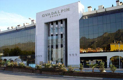 Gran hotel guadalpin marbella spa for Fachadas de hoteles de lujo
