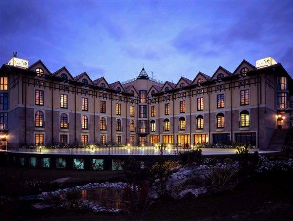 Hotel villa de laguardia for Oficina de turismo laguardia