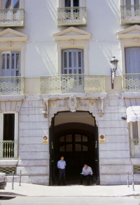 La casa de madrid un hotel de lujo para una boda real - Casa lista madrid ...