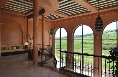 Cortijo soto real un cortijo de lujo en utrera - Cortijos andaluces encanto ...