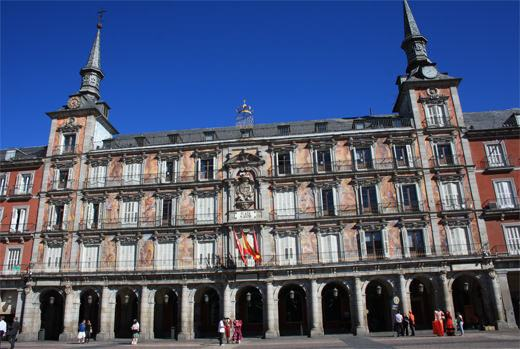 La Plaza Mayor