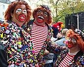 Clowns at Alter Markt