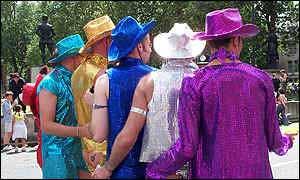 Semana del orgullo gay