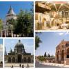 Las ocho iglesias más fascinantes donde conmemorar la Semana Santa en Israel