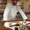 Sylvestre Wahid, chef pakistaní, de París, galardonado con dos estrellas en la guía Michelin