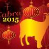 2015, Año de la Cabra, Horoscopo Chino