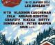 El festival de música electrónica GAROSNOW llega a la estación de esquí de LES ANGLES