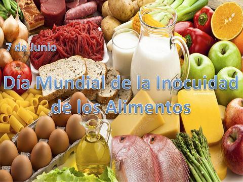 Dia Mundial De La Inocuidad De Los Alimentos El Almanaque